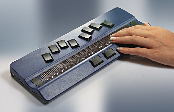 Active Braille